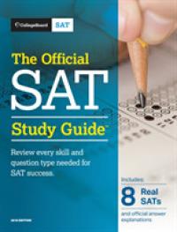 Books Kinokuniya: The Official SAT Study Guide 2018