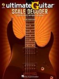 Link to an enlarged image of Ultimate Guitar Scale Decoder : Essential Scales and Modes for Guitar (1st Paperback + Spoken Word Compact Disc)