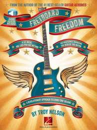 Link to an enlarged image of Fretboard Freedom (Paperback + Spoken Word Compact Disc)