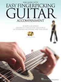 Link to an enlarged image of Sing Along with Easy Fingerpicking Guitar Accompaniment (Guitar Collection) (Paperback + Spoken Word Compact Disc)