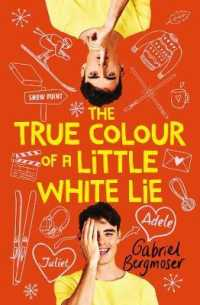 Link to an enlarged image of The True Colour of a Little White Lie
