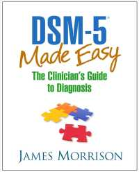 Link to an enlarged image of DSM-5 Made Easy : The Clinician's Guide to Diagnosis