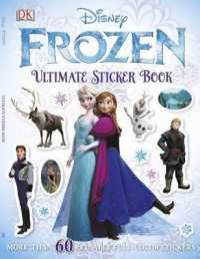 Link to an enlarged image of DISNEY Frozen : Ultimate Sticker Book (NOV STK)