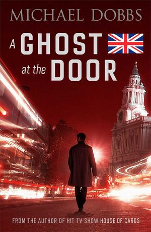 Link to an enlarged image of Ghost at the Door -- Paperback