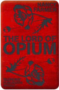 Link to an enlarged image of Lord of Opium -- Paperback / softback