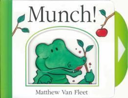 Link to an enlarged image of Munch! -- Hardback
