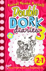 Link to an enlarged image of Double Dork Diaries #3-- Paperback