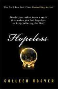 Link to an enlarged image of Hopeless -- Paperback / softback