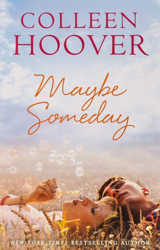 Link to an enlarged image of Maybe Someday -- Paperback / softback