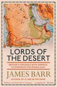 Link to an enlarged image of Lords of the Desert : Britain's Struggle with America to Dominate the Middle East -- Paperback / softback