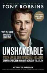 Books Kinokuniya: Unshakeable : Your Guide to Financial