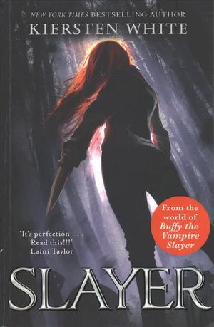 Link to an enlarged image of Slayer (Slayer) -- Paperback / softback