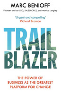 Trailblazer : The Arrival of Business for Good  9781471181818