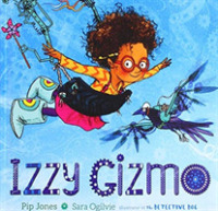 Link to an enlarged image of Izzy Gizmo -- Board book