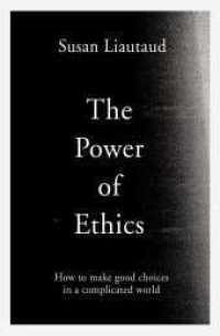 The Power of Ethics 9781471188572