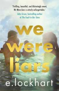 Link to an enlarged image of We Were Liars : Winner of the Ya Goodreads Choice Award -- Paperback / softback
