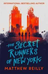Link to an enlarged image of Secret Runners of New York -- Paperback / softback