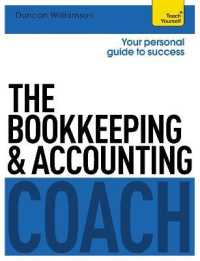 Link to an enlarged image of Teach Yourself the Bookkeeping & Accounting Coach (Teach Yourself)