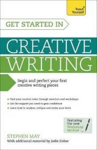 Link to an enlarged image of Teach Yourself Get Started in Creative Writing (Teach Yourself) (Revised)