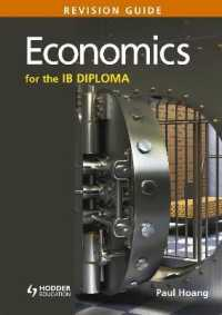 Link to an enlarged image of Economics for the Ib Diploma : Revision Guide