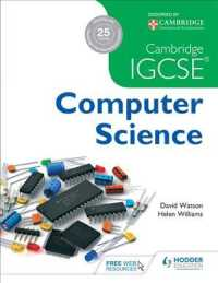 Link to an enlarged image of Cambridge IGCSE Computer Science
