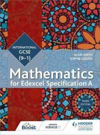 Link to an enlarged image of Edexcel International Gcse (9-1) Mathematics Student Book Third Edition -- Paperback / softback