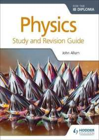 Link to an enlarged image of Physics for the Ib Diploma Study and Revision Guide (Study Guide)