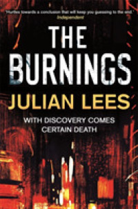 Link to an enlarged image of Burnings (The Bone Ritual) -- Paperback / softback