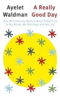 Link to an enlarged image of Really Good Day : How Microdosing Made a Mega Difference in My Mood, My Marriage and My Life -- Paperback / softback