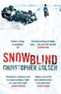 Link to an enlarged image of Snowblind -- Paperback / softback