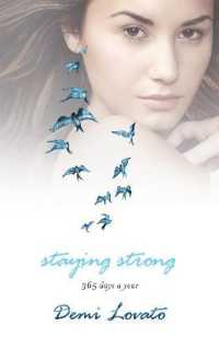 Link to an enlarged image of Staying Strong -- Hardback