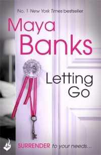 Link to an enlarged image of Letting Go: Surrender Trilogy Book 1 (Surrender) -- Paperback / softback