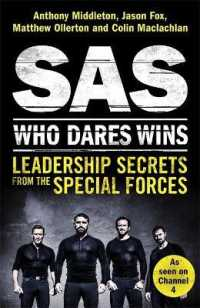 Link to an enlarged image of Sas: Who Dares Wins : Leadership Secrets from the Special Forces -- Paperback / softback