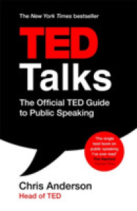 Link to an enlarged image of Ted Talks : The official Ted guide to public speaking -- Paperback