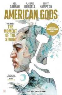 Link to an enlarged image of American Gods: the Moment of the Storm -- Hardback
