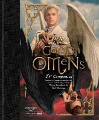 Link to an enlarged image of Nice and Accurate Good Omens Tv Companion -- Hardback