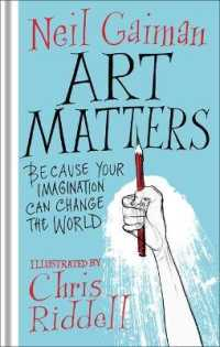 Link to an enlarged image of Art Matters (Illustrated)