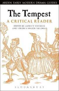 Link to an enlarged image of The Tempest : A Critical Reader (Arden Early Modern Drama Guides)