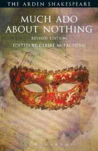 Link to an enlarged image of Much Ado about Nothing (Arden Shakespeare Third Series) (Revised)