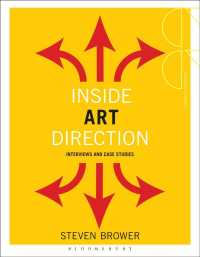 Link to an enlarged image of Inside Art Direction : Interviews and Case Studies (Creative Careers)