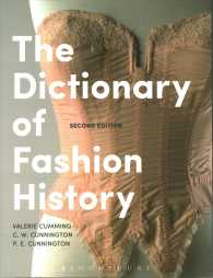 Link to an enlarged image of The Dictionary of Fashion History (2nd)