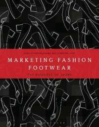 Link to an enlarged image of Marketing Fashion Footwear : The Business of Shoes
