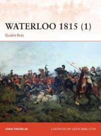 Link to an enlarged image of Waterloo 1815 : Quatre Bras (Campaign Series)