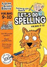 Link to an enlarged image of Let's do Spelling 9-10 : For children learning at home -- Paperback / softback