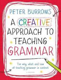 Link to an enlarged image of Creative Approach to Teaching Grammar -- Paperback / softback