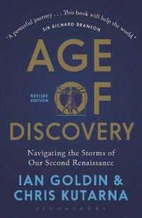 Link to an enlarged image of Age of Discovery : Navigating the Risks and Rewards of Our New Renaissance (Revised)