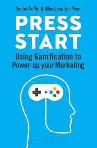 Link to an enlarged image of Press Start : Using Gamification to Power-up Your Marketing