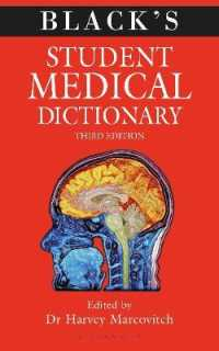 Link to an enlarged image of Black's Student Medical Dictionary (3rd)