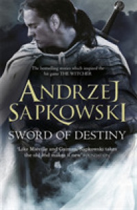 Link to an enlarged image of Sword of Destiny: Tales of the Witcher - Now a major Netflix show (The Witcher)