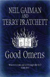 Link to an enlarged image of Good Omens -- Hardback